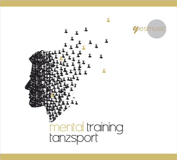 CD Cover Mentaltraining Tanzsport
